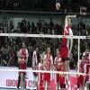 2011ワールドカップバレー 日本vsポーランド 公式ウォームアップ