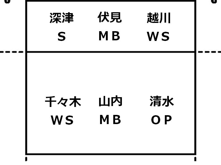 2014.5.24ワールドリーグ2014日本×ドイツ第1セット